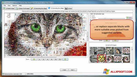 स्क्रीनशॉट Photo Collage Maker Windows XP