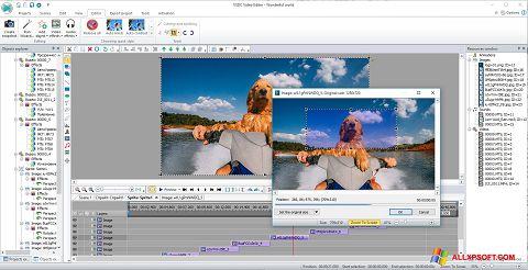 स्क्रीनशॉट VSDC Free Video Editor Windows XP
