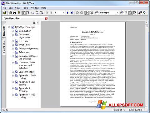 स्क्रीनशॉट WinDjView Windows XP